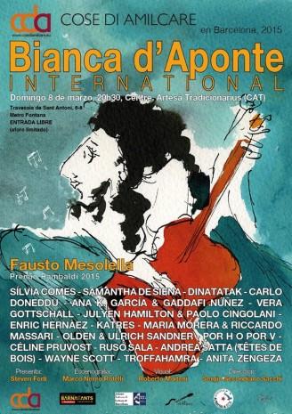 Bianca d'Aponte tribute Samantha de Siena