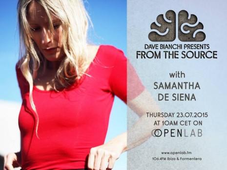 Samantha de Siena OpenLab